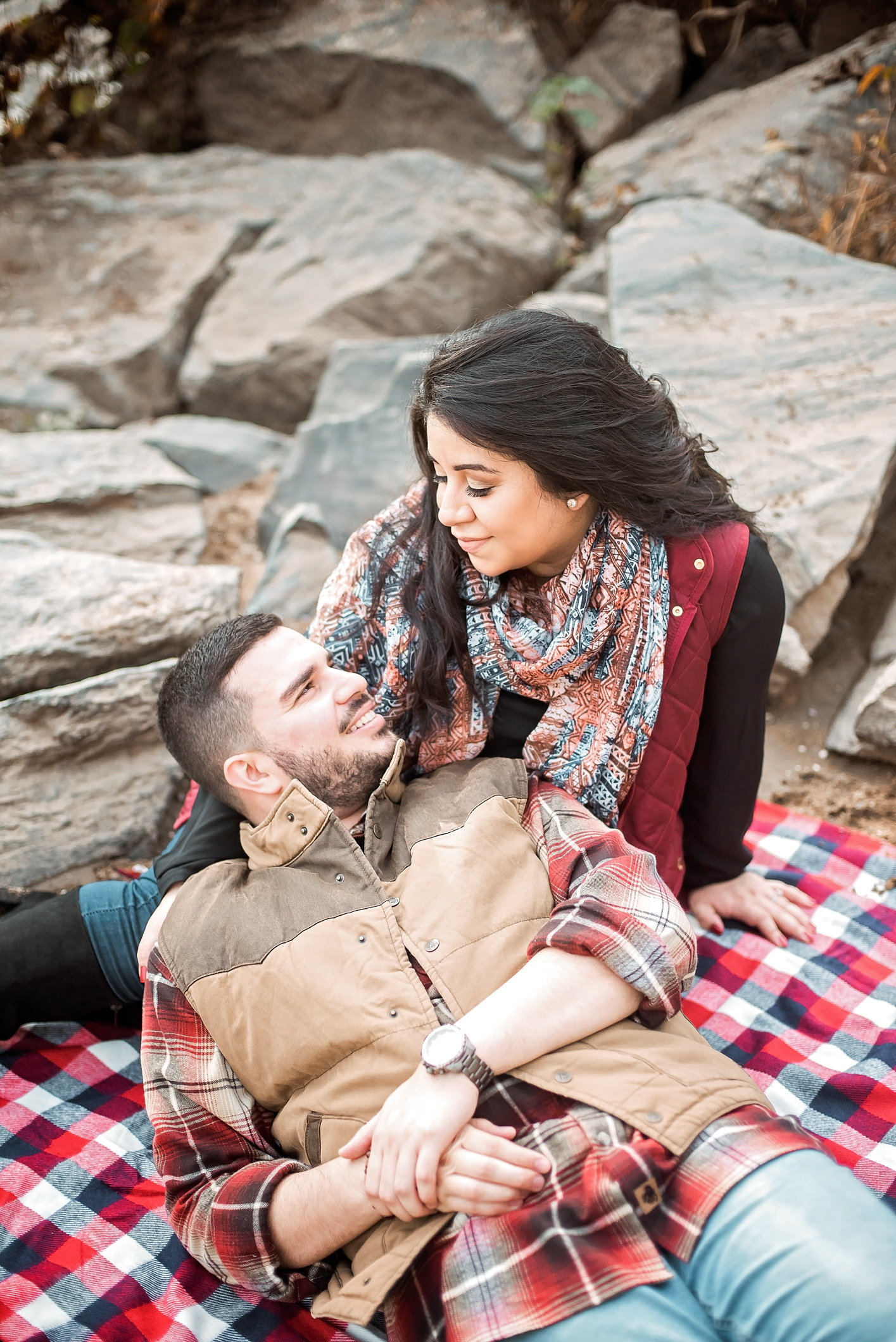 Great Falls Engagement Session Virginia-13