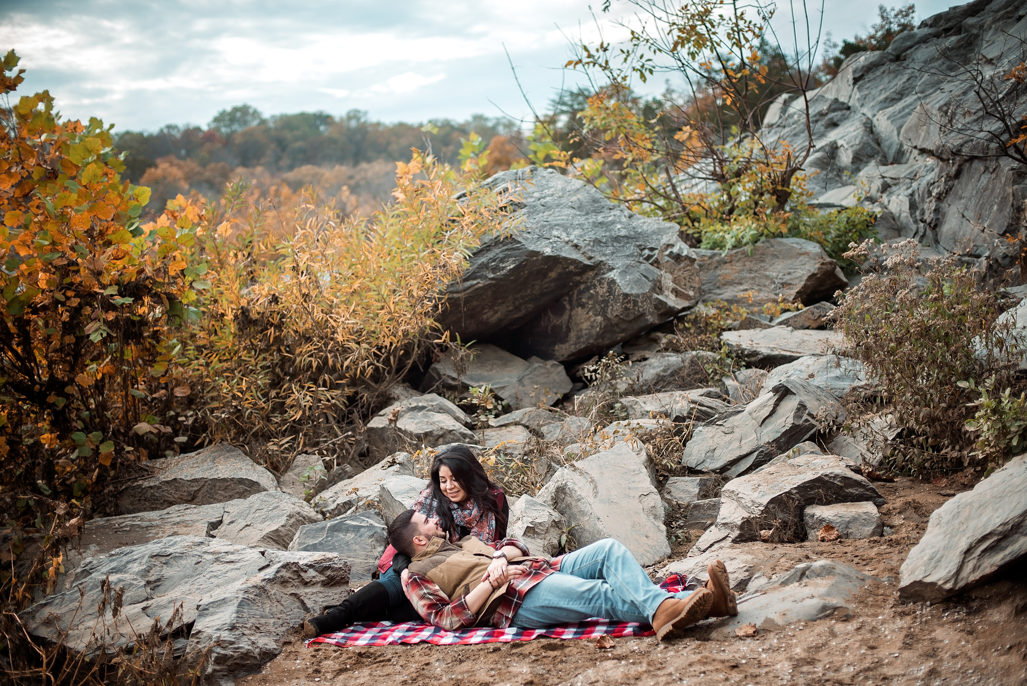 Great Falls Engagement Session Virginia-14