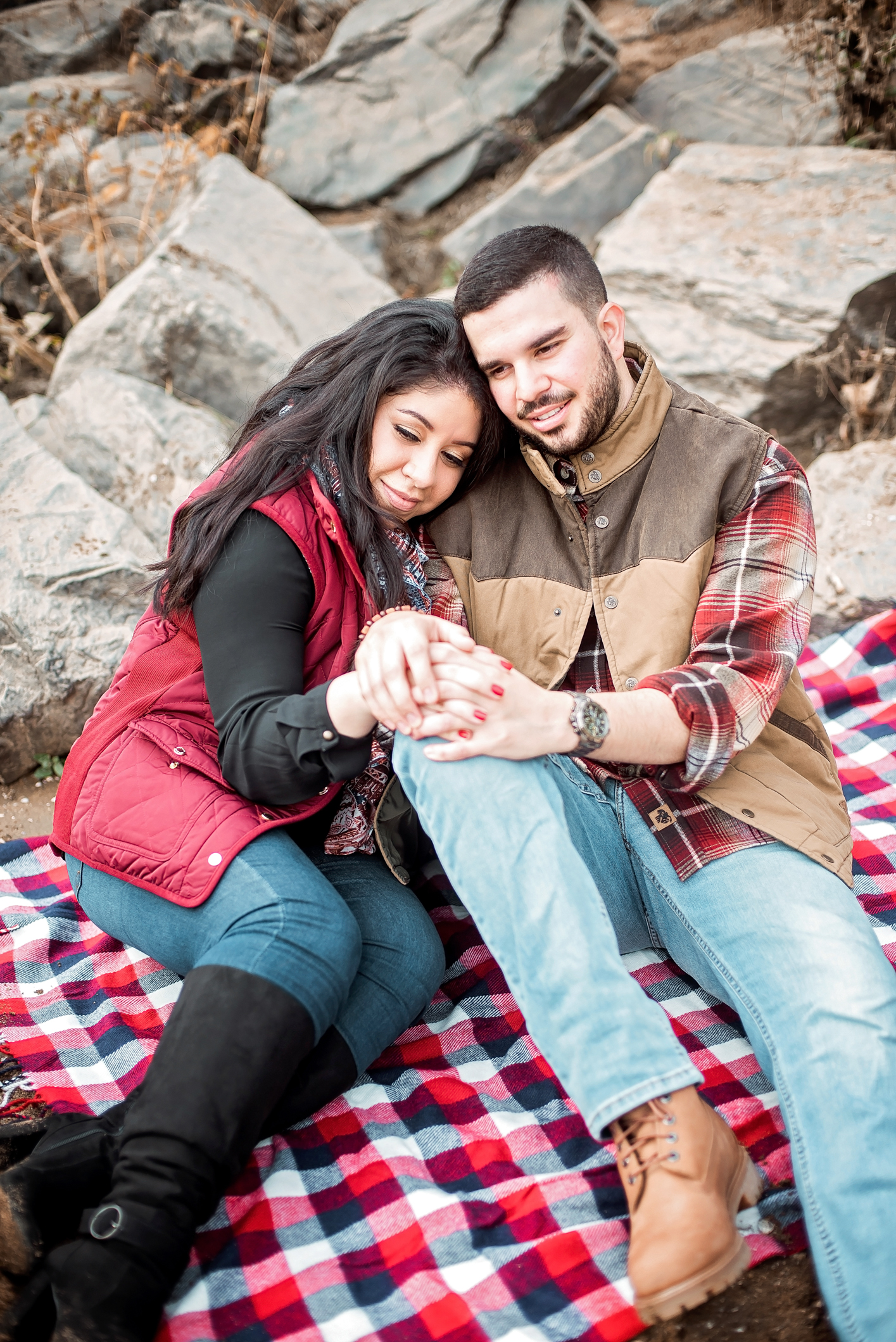 Great Falls Engagement Session Virginia-15
