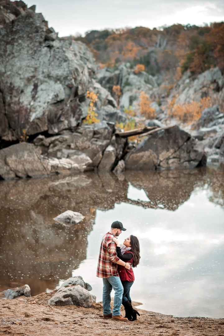 Great Falls Engagement Session Virginia-17
