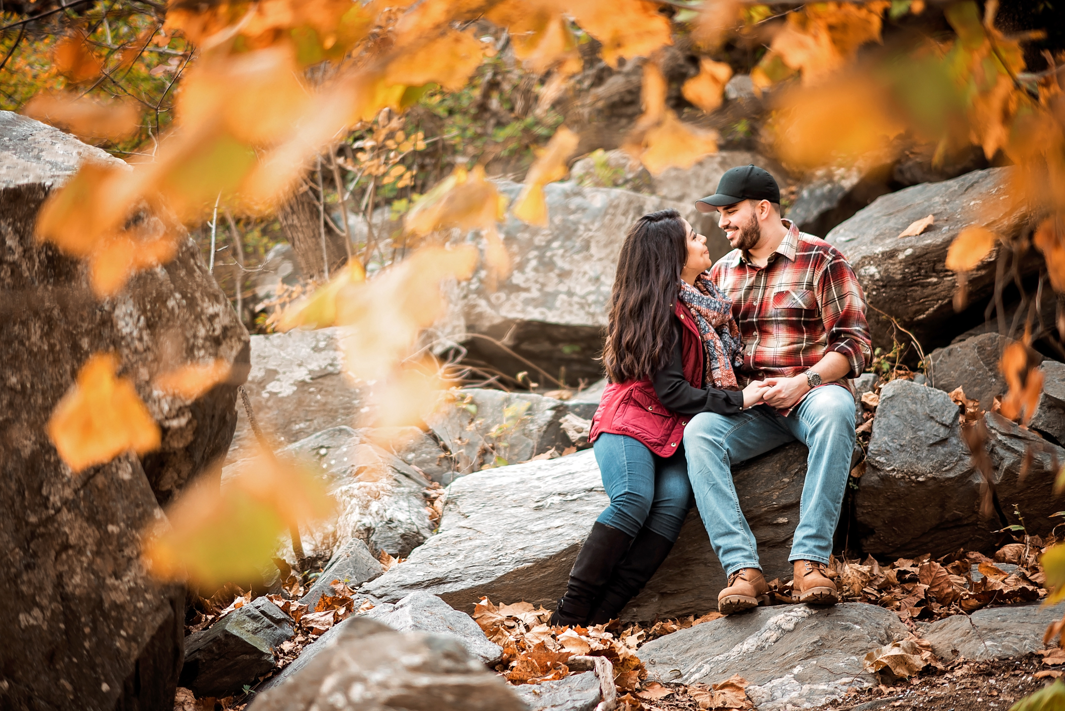 Great Falls Engagement Session Virginia-18