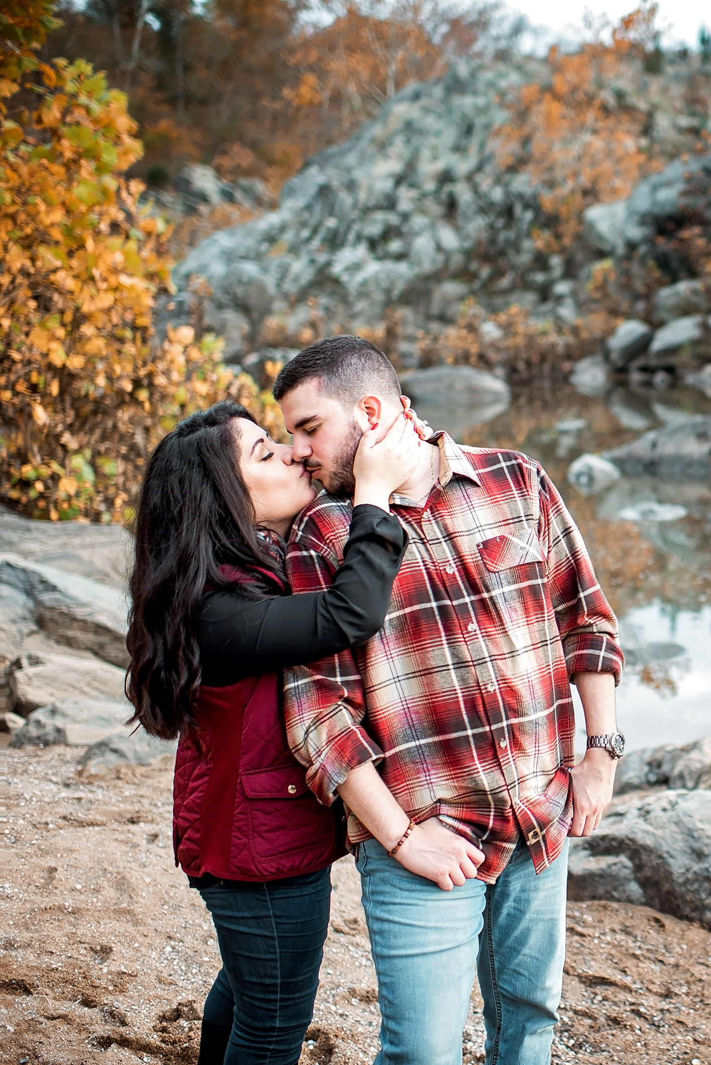 Great Falls Engagement Session Virginia-20