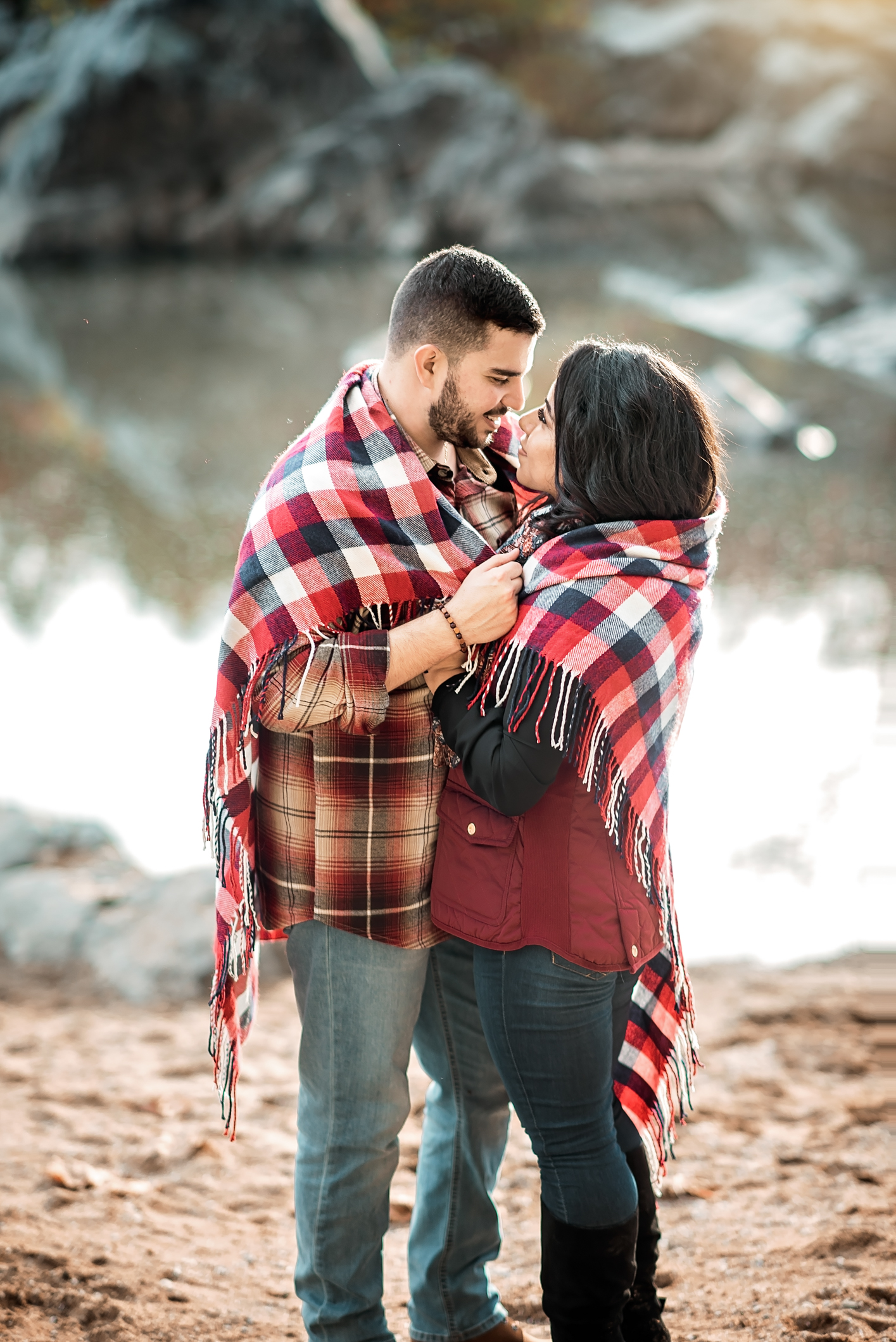 Great Falls Engagement Session Virginia-23