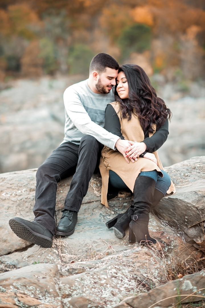 Great Falls Engagement Session Virginia-3