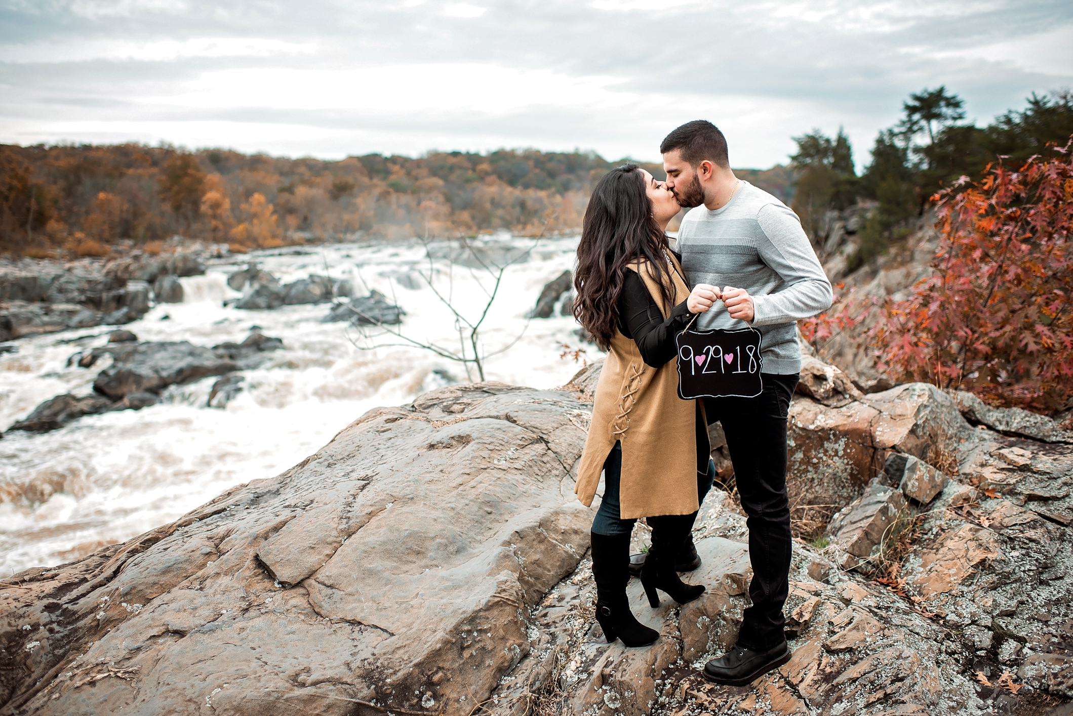 Great Falls Engagement Session Virginia-6
